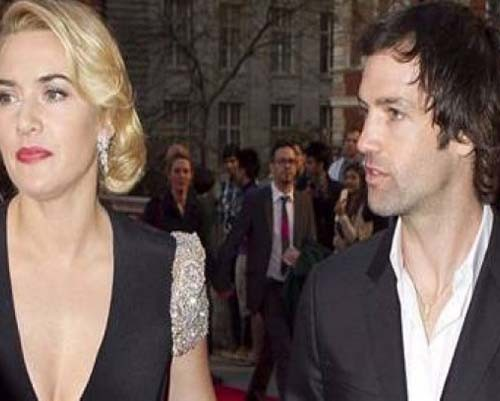 Kate Winslet gizlice evlendi 2