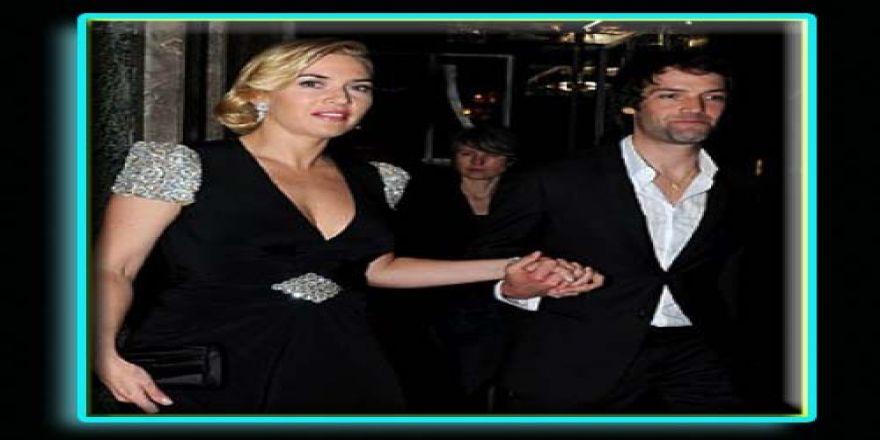 Kate Winslet gizlice evlendi
