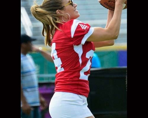 Jennifer Lopez futbolcu oldu 3