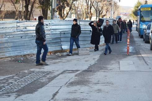 Büyükşehir'den vatandaşa eziyet 9