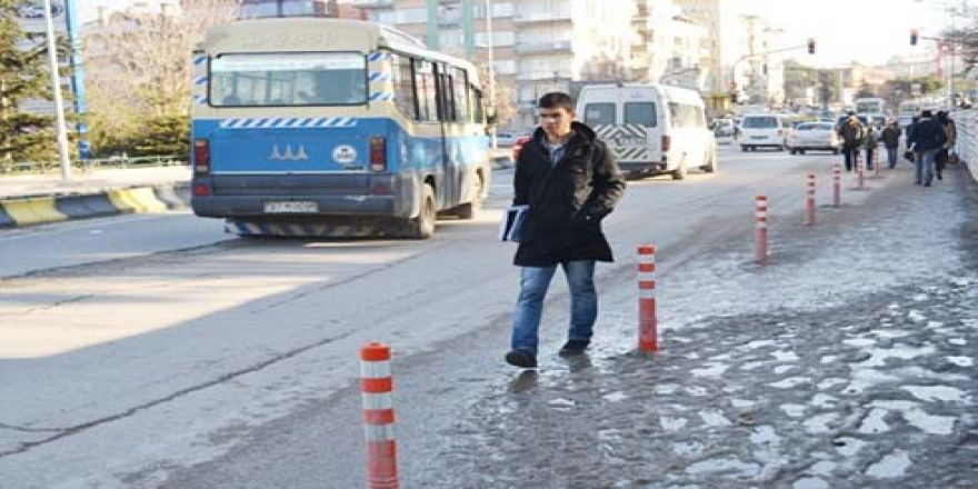 Büyükşehir'den vatandaşa eziyet