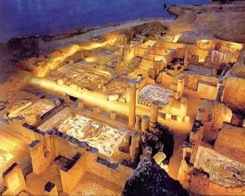Gaziantep'in Tarihi mekanları ve Eserleri 1