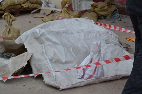 4.Organize Sanayi'de Galvaniz Fabrikası'nda patlama 1