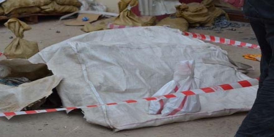 4.Organize Sanayi'de Galvaniz Fabrikası'nda patlama