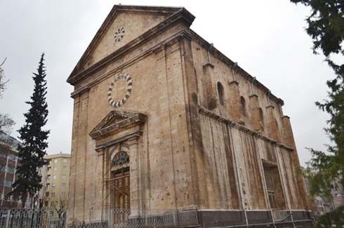 Tarihi cehalet (Kendili Kilisesi) 2