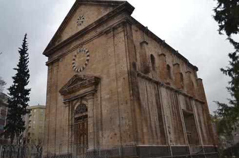 Tarihi cehalet (Kendili Kilisesi) 7