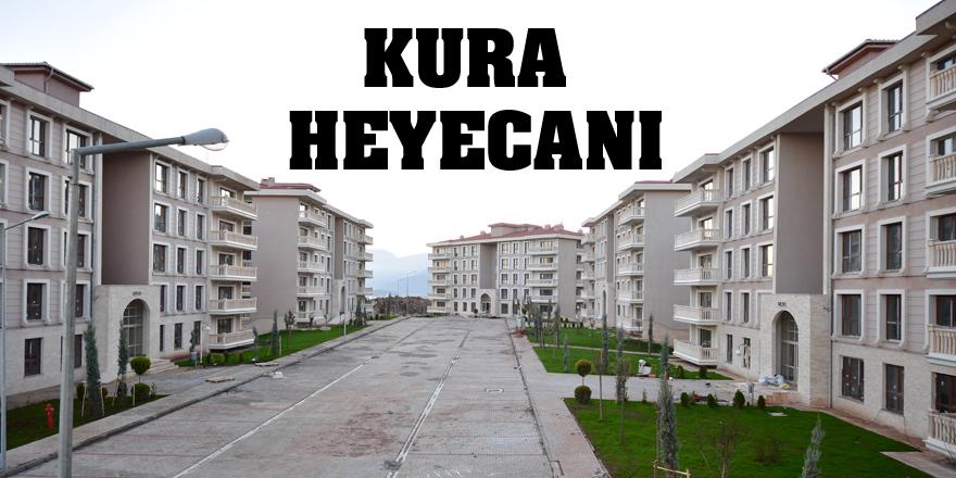 GAZİANTEP TOKİ KURA ÇEKİMLERİ BAŞLIYOR