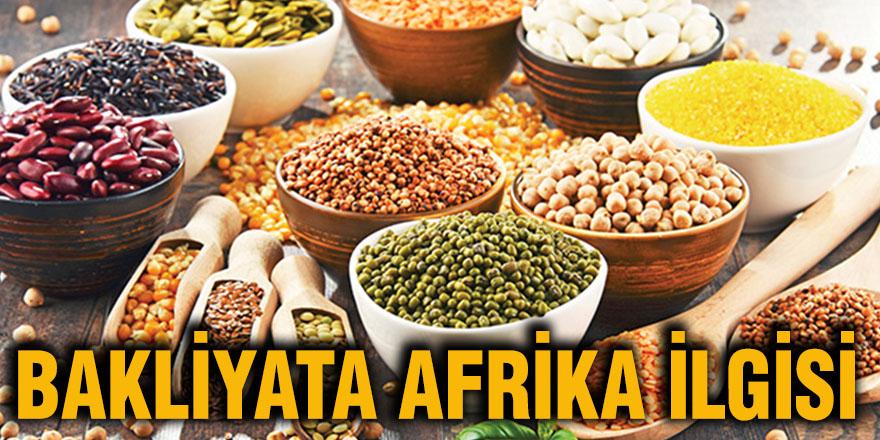 Bakliyata Afrika ilgisi