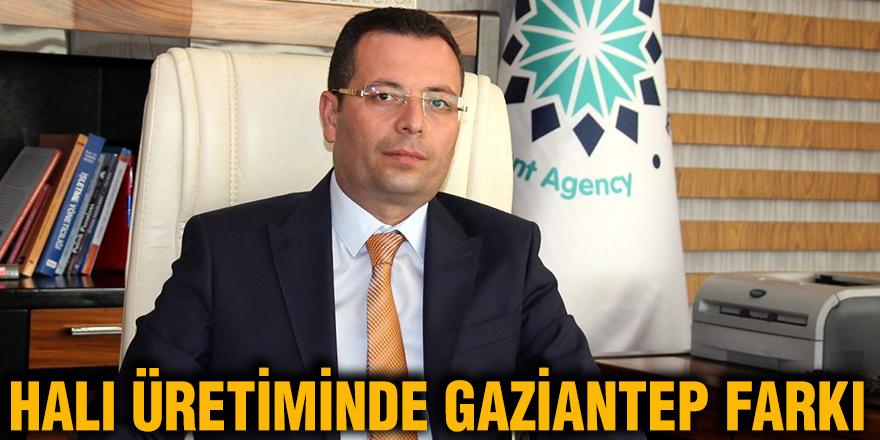 Halı üretiminde Gaziantep farkı