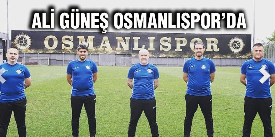 Ali Güneş Osmanlıspor'da