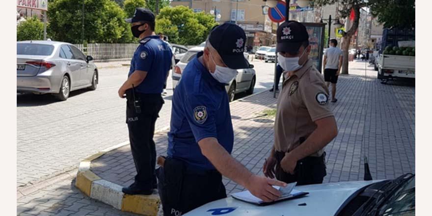 Vatandaşlara maske uyarısı