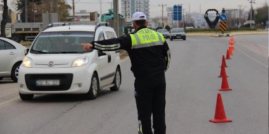 Trafikte gürültüye ceza