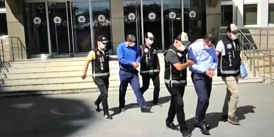Tefeci operasyonunda tutuklama