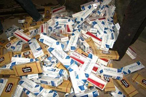 Suriye'den kaçak sigara getirecekti