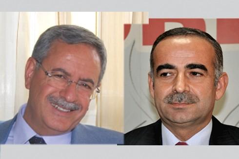 Ömer Can büyükşehir'e, Emin Hafif Şehitkamil'e aday