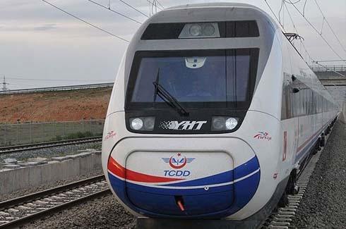 15 ile Yüksek Hızlı Tren müjdesi