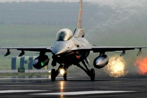 SINIRA YAKLAŞAN SURİYE UÇAĞI İÇİN 2 ADET F-16 GÖREVLENDİRİLDİ