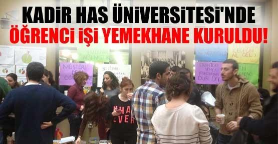 Kadir Has Üniversitesinin tarihinde bir...