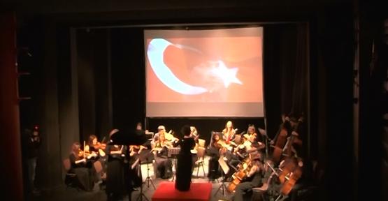 AKPye konserli tepki