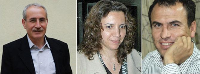 Milletvekilleri Sarıyıldız, Irmak ve Aktaş da tahliye edildi