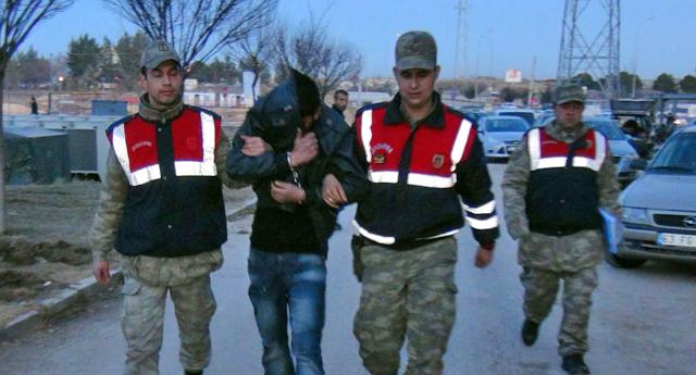 Kundakçılar tutuklandı