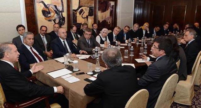 Erdoğan: Günümüzdeki dost moderndir