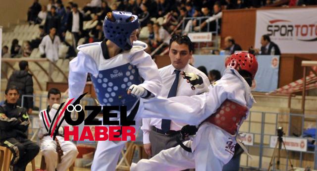 Taekwondo'da ringleri salladık