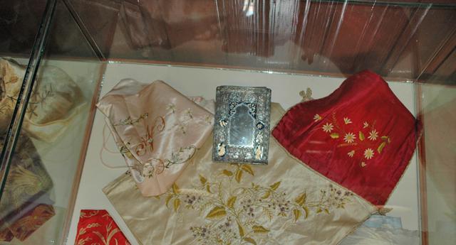 Osmanlı nakışları sergide