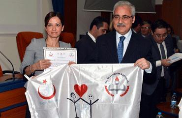 62 okula beyaz bayrak ödülü