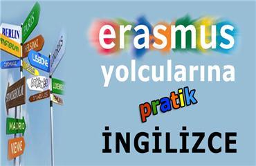 Erasmus yolcularına pratik İngilizce