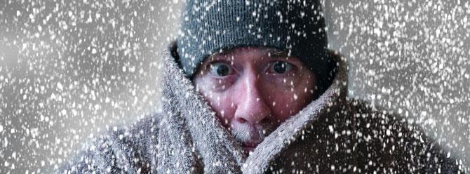 Soğuk hava kalbi yoruyor