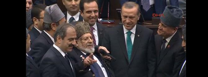 Başbakanın yüzünü gaziler güldürdü