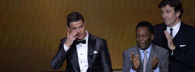 Altın Top Ronaldonun!
