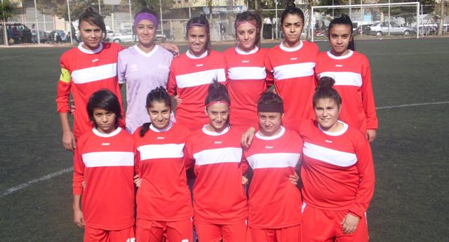 Gazikent'in kızları farkı seviyor 6 – 0