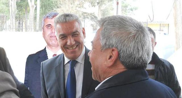 CHP İSLAHİYE\'DE ÇALIŞIYOR