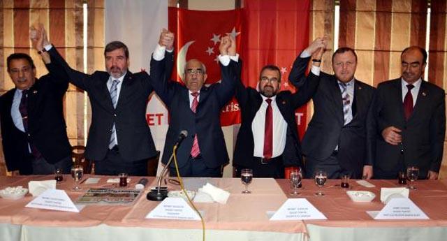 Saadet Partisi adayları tanıttı