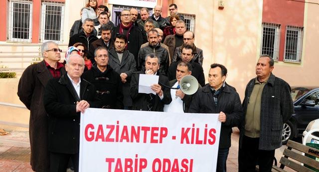 Sağlık Torba Yasası protesto edildi