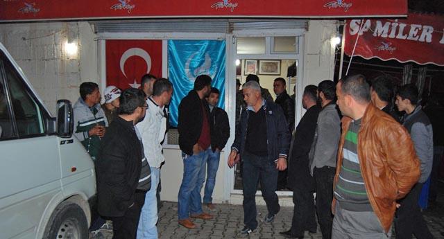Muhalifler Türkiye\'ye sığındı