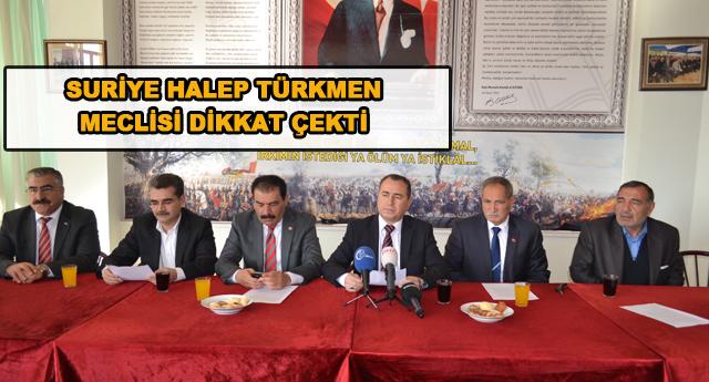 Türkmenleri hiçe saydılar