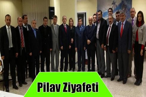 TEDAŞ'ın Pilav ziyafeti