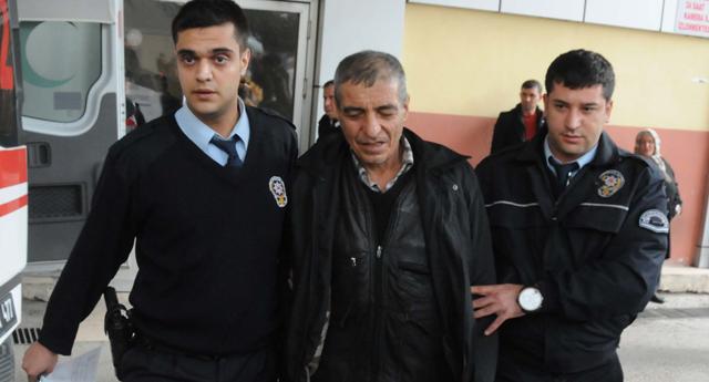 Emekli bekçi tutuklandı