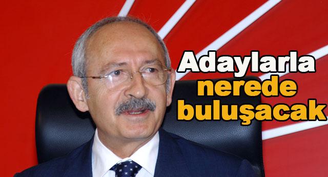 CHP'de Kılıçdaroğlu seferberliği