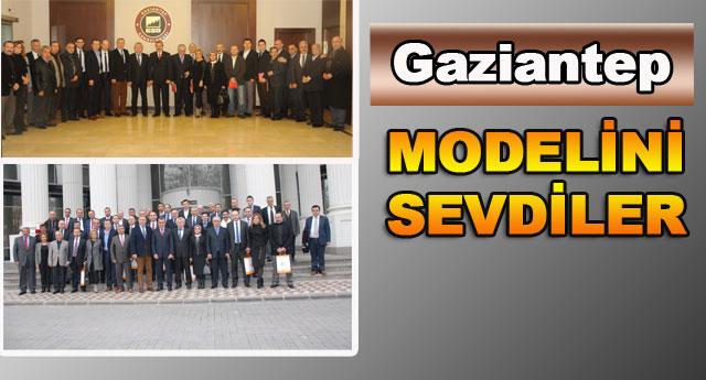 Zonguldaklı iş adamları geldi