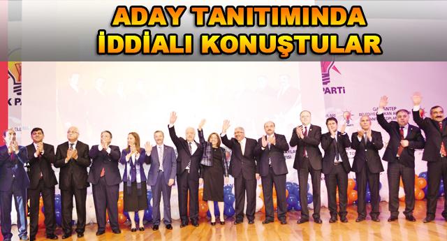 AK Parti\'de 10 hesabı