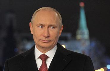 Putin buzları eritmek için Brükselde