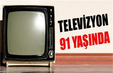 Televizyon 91 yaşına girdi