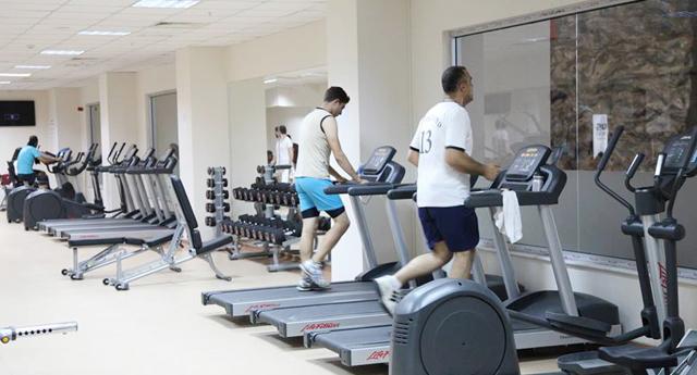 GAÜN SPORİUM Gaziantepliler'i spora bekliyor