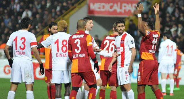 Galatasaray cezası 30 BİN
