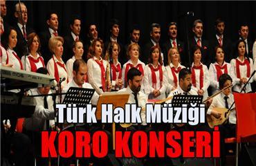 Türk Halk Müziği Koro Konseri