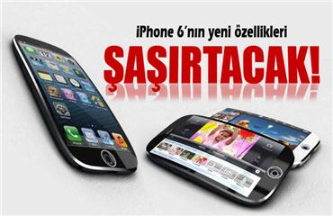 İşte iPhone 6nın özellikleri